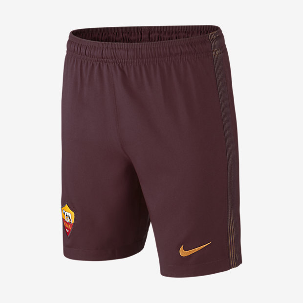 2016/17 A.S. Roma Stadium Home/Away/Third Futbol Kız Şort Bordo 4255HUJZT